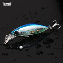 Kingdom fishing lure tackle 7g 55mm small sea lure minnow for fishing all swimming level minow fish supplies feeder 6504