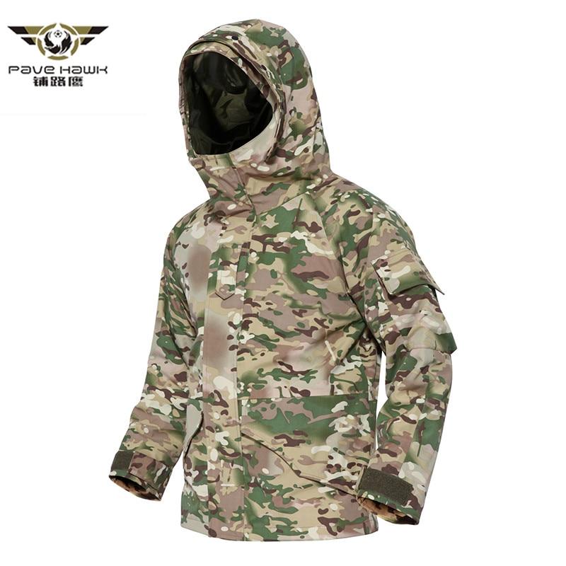G8 Men's Winter Tactical Jacket Army Camouflage Coats Thick Warm Fleece Inside Military Jacket Waterproof Windbreaker S-3XL