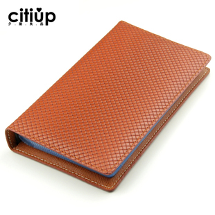 Free shipping citiup senior big capacity commercial business card free shipping citiup senior big capacity commercial business card holder women high quality leather business card book 240 1105 in card holder note holder reheart Image collections