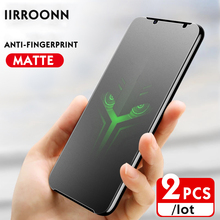 2Pcs/lot Matte Tempered Glass For Xiaomi Black Shark 1 2 Helo Screen Protector for Protective IIRROONN