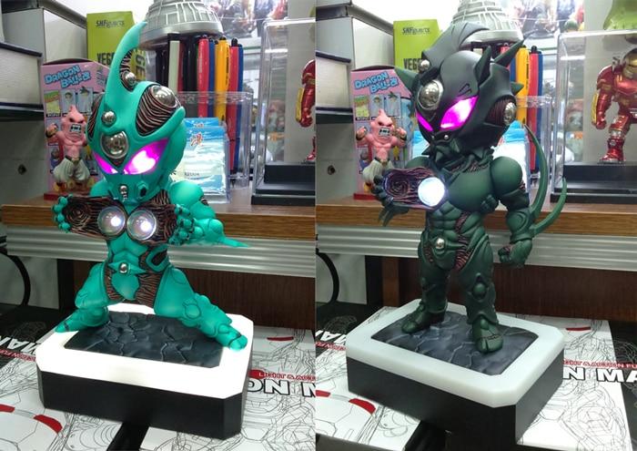 Guyver 1 / I & Guyver 3 / III  Anime Comic Yoshiki Takaya Bio Booster Armor Guyver Fukamachi Crystal18CM Action Figure comic vol 1