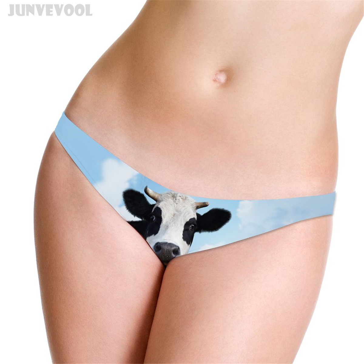 knickers cow