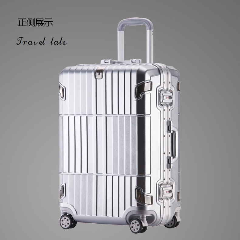 Travel tale concise PC 20/24 inch size Rolling Luggage Spinner brand Travel Suitcase Special fashion travel