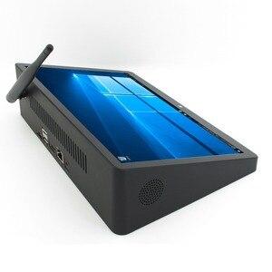 Image 3 - PiPo X10 Pro 10.8 Inch 1920*1280 PIPO X10 Mini PC Windows 10 TV Box Z8350 Quad Core 4G RAM 64G ROM HDMI Media Box Bluetooth