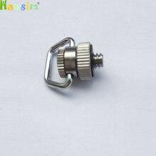Shoulder strap connecting fastener base fixed screw clasp SLR camera 1/4 screw camera pendant screw