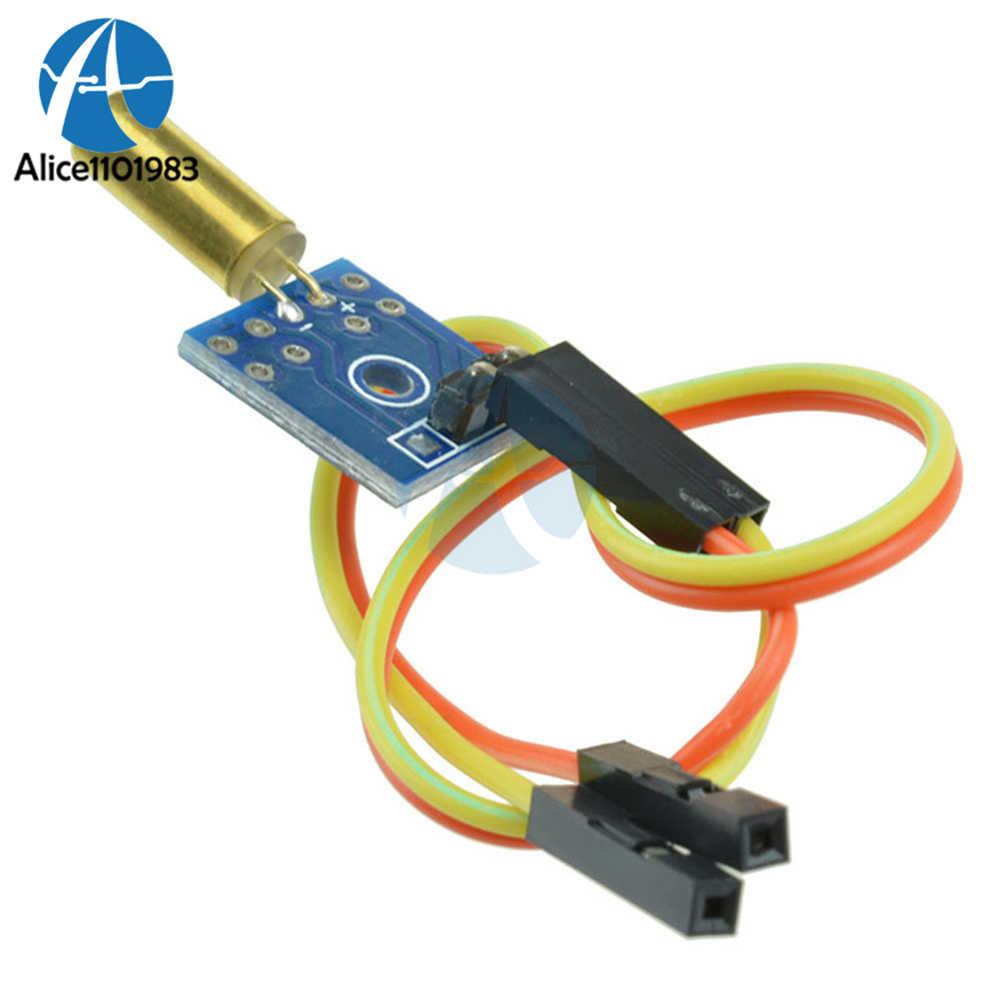 Наклон Сенсор модуль вибрации Сенсор для Arduino STM32 AVR для Raspberry Pi 3,3-12 В 3,1 мм отверстие диаметром с бесплатным кабеля DIY KIT