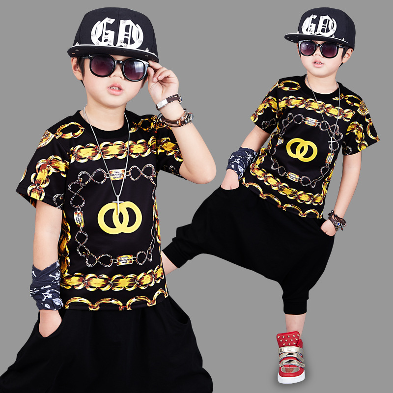 2018 New Summer Boutique Kids Clothing Sets Short 3d T-shirt and Black Harem Pants Fashion Boys Clothes 3 4 5 6 7 8 9 10 Years2018 New Summer Boutique Kids Clothing Sets Short 3d T-shirt and Black Harem Pants Fashion Boys Clothes 3 4 5 6 7 8 9 10 Years