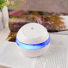 LED lamp baby bedside light usb table bedside Night light with Ultrasonic Air Aroma Humidifier ColorElectric drop ship
