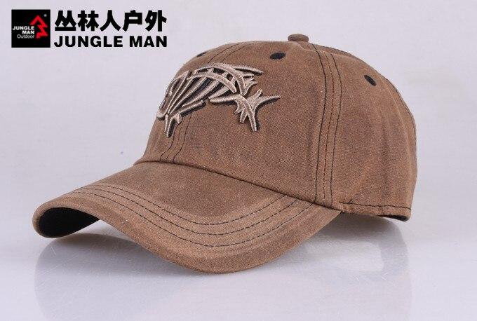 Jungle Man G.loomis Outdoor Fishing Cap Baseball Cap Solid Outdoor Breathable Cotton Fishing Hat Hip Pop Baseball Cap