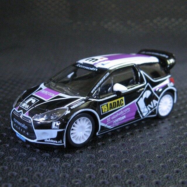 n orev 1 64 citroen ds3 wrc 3 super car boutique alloy car toys for