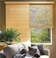 FREE SHIPPING WOOD  VENETIAN BLINDS  REAL WOOD-- MADE TO MEASURE 5CM & 3.5CM WIDTH SLATS