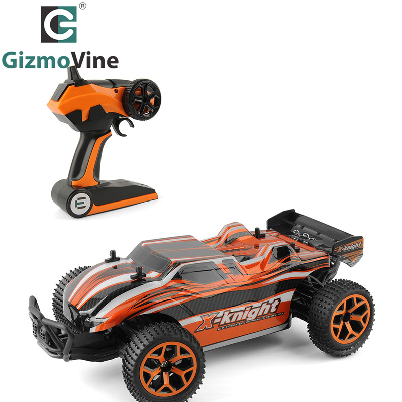 GizmoVine RC Car 2.4G High Speed Dirt Bike Electric RC Cars 4CH Car Off-Road Vehicles Model Toy RC Autos A Control Remote Gift