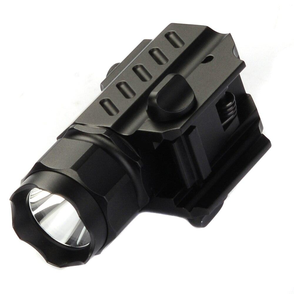 Подствольный оружейный фонарь Trustfire