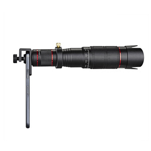 Image 3 - Universal 4K 36x Zoom Mobile Phone Telescope Lens Telephoto External Smartphone Camera Lens For IPhone Sumsung huawei all phone