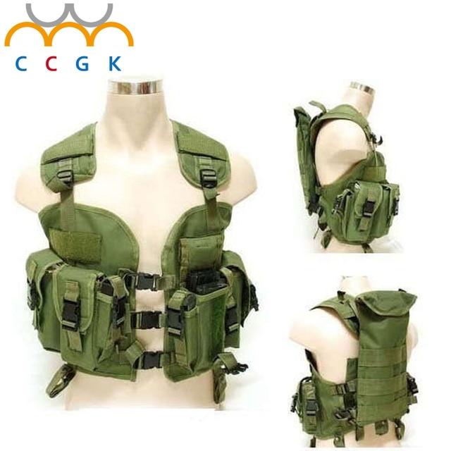 swat New 5.111 mens tactical molle Live cs Air gun paintball vests military utg modular carrier atlantic Multifunctional vest