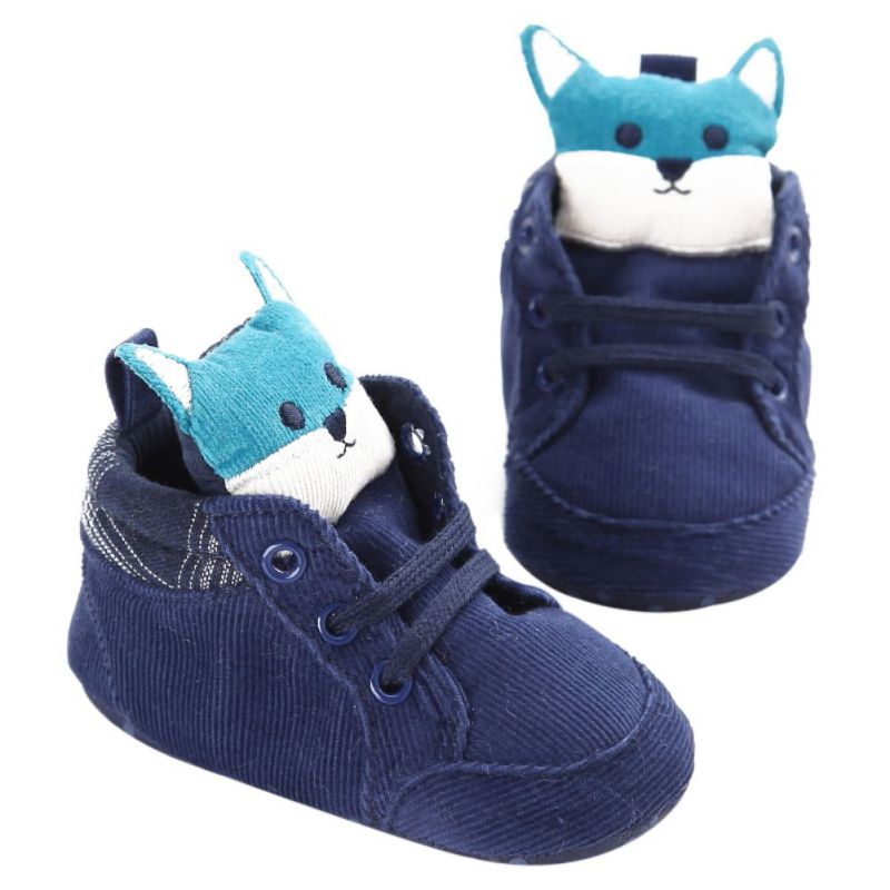 Infant Toddler Baby Winter Warm Shoes Cotton Boys Girls Soft Newborn First Walkers Walkers Hot Selling