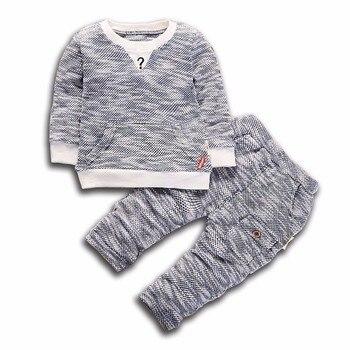 2019 мода весна Autumnchildren одежда для мальчиков и девочек