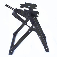 2018 Bicycle Repair Tool Bike Wheel Truing Stand Maintenance Mechanic Truing Stand 36 x 28 x 48cm Support Bicyle Repair Tool