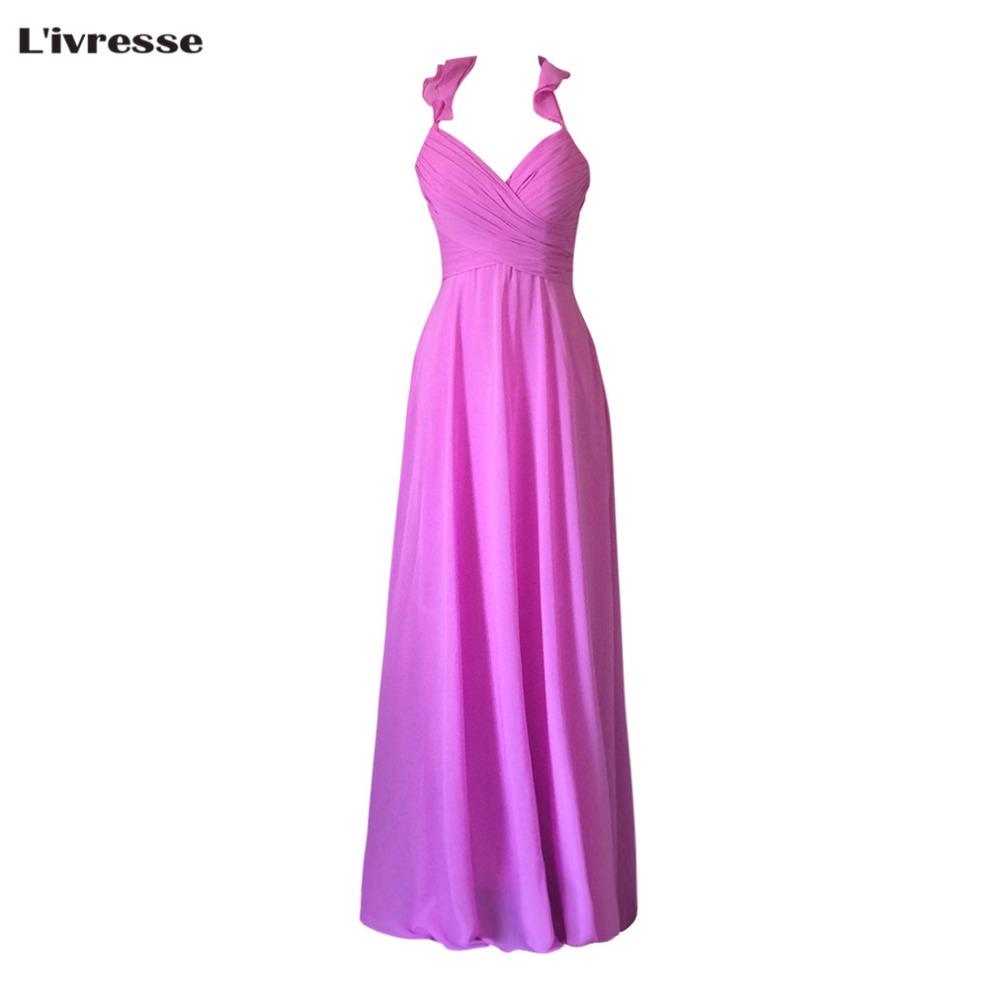 Online Get Cheap Purple Halter Vestidos De Baile -Aliexpress.com ...