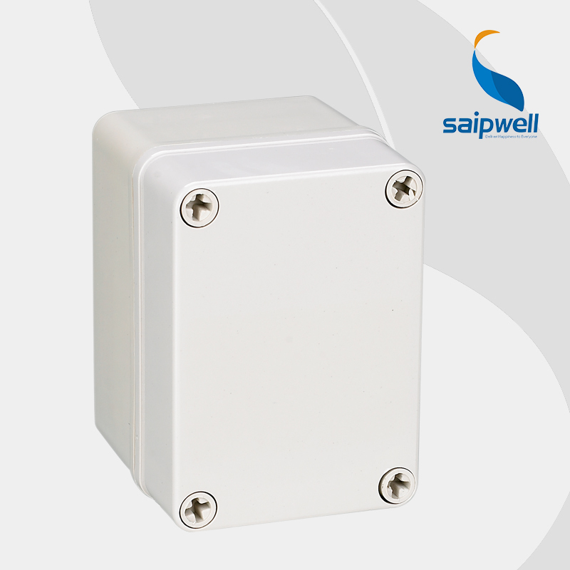 High Quality Abs Ip66 Solid Cover Waterproof Electrical Junction Box Ds Ag 0811 80 110 45 Mm From Saipwell In Tool Bo Tools On Aliexpress