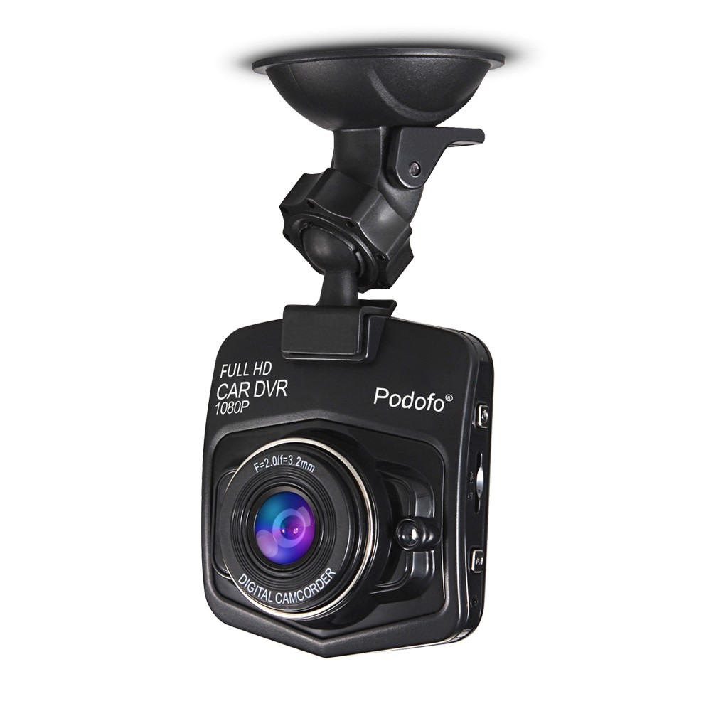 Image 2 - Podofo Newest Mini DVRs Car DVR GT300 Camera Camcorder 1080P Full HD Video registrator Parking Recorder Loop Recording Dash Cam-in DVR/Dash Camera from Automobiles & Motorcycles