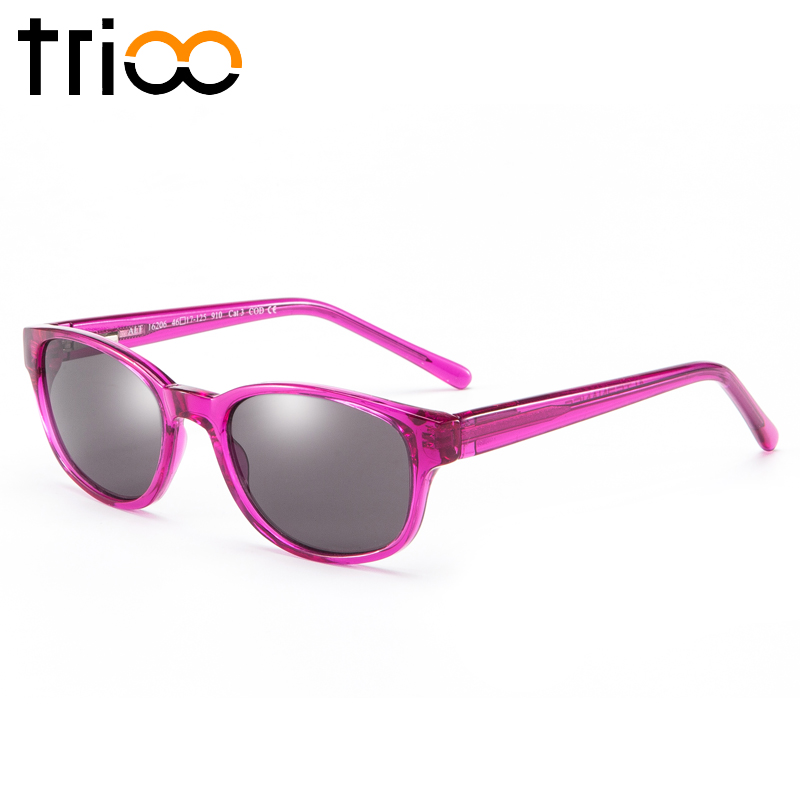 6c6ed6e786 TRIOO Teenager Photochromic Myopia Glasses Children Polarized Prescription  Sunglasses Graduate Reading Oculos de grau feminino on Aliexpress.com