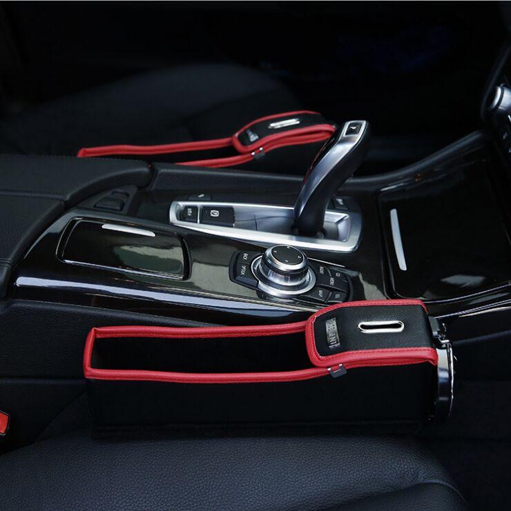 2017 New Car interior multi function content box For Audi A3 A4 A5 A6 Q3 Q5