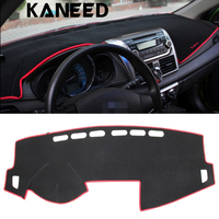 KANEED For Porsche Cayenne Dashboard Cover Dark Mat Car Light Pad Instrument Panel Sunscreen for Porsche, inform Car Model/ Year