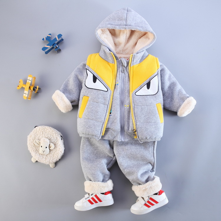 Hot Sale Fashion 2017 Spring Cotton Print Toddler Children Clothing Suits Baby Boys Clothes Set Kids Boys Clothing Set T5881 2018 sweatshirt kids clothing sets toddler baby boys clothes set winter warm children clothing set for boys cotton kids 2 piece