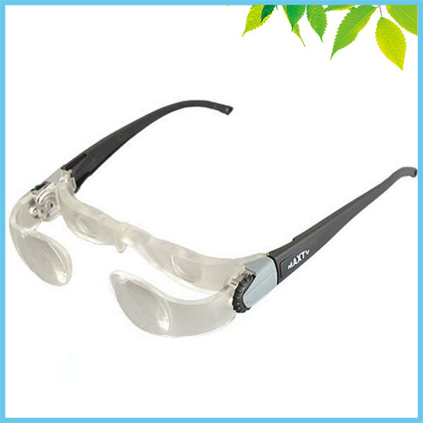 Free Shipping MaxTV Binocular TV Screen Magnifying Glasses Focusing Glasses Magnifier for Low Vision Aids  цены