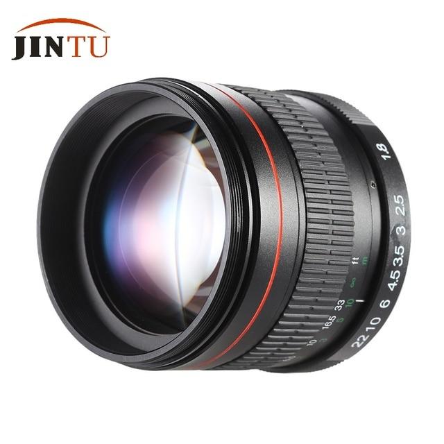 jintu 85mm f1 8 super manual focus portrait lens for canon eos t5i rh aliexpress com Canon Rebel T1i Lenses Canon Rebel T1i Accessories