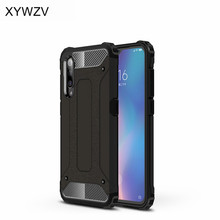 For Xiaomi Mi 9 Case Shockproof Armor Rubber Silicone Hard PC Phone Case For Xiaomi Mi 9 Cover For Xiaomi Mi 9 Mi9 Shell Fundas xiaomi mi 9 case silm shockproof cover luxury ultra thin smooth hard pc phone case for xiaomi mi 9 back cover for xiaomi mi9