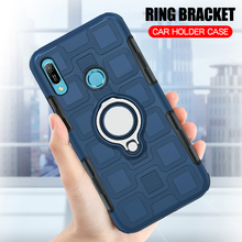 Cover For Huawei Y6 2019 Silicone Shockproof Phone Case Prime Armor Anti-Fall Pro