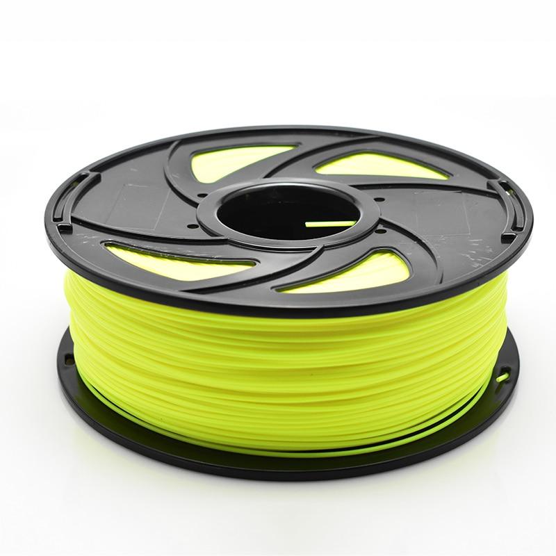 Weiyu 3D Printer Filament 1.75 1KG PLA Wood ABS PetG Metal Plastic Filament Materials for RepRap 3D Printer Pen 27 Color Option-in 3D Printing Materials from Computer & Office    2