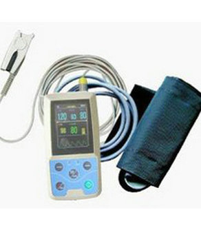 FDA CE PM50 Portable Patient Monitor Vital Signs NIBP SPO2 Pulse Rate Meter,USA CONTEC