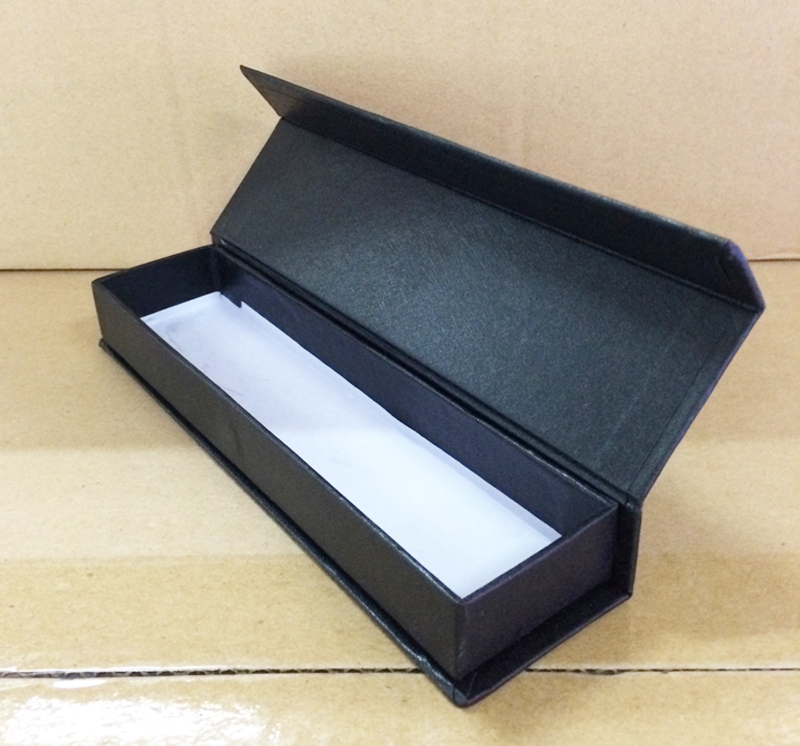 5 Pieces No Logo Evaginable Paper Packaging With Gift Box Gift Packaging Box Rectangular Gift Box Size 180x49x26MM