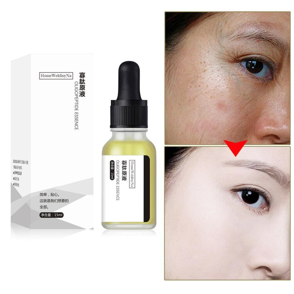 Oligopeptide Liquid Natural Moisturizing Firming Collagen Strong Anti Wrinkle Repair Red Blood Face Serum