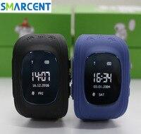 Smart Phone Watch Children Kid Wristwatch Q50 GSM GPRS GPS Locator Tracker Anti Lost Smartwatch Child