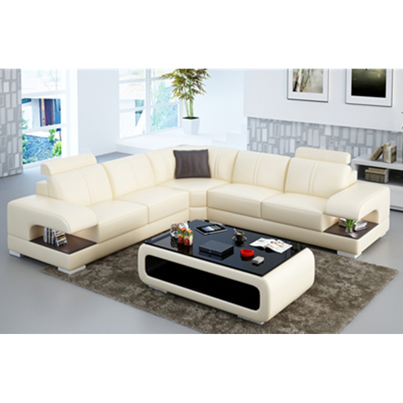 Enjoyable Us 1199 0 Royal Living Room 5 Seater Sofa With Side Storage Cabinet Leather Couch In Living Room Sofas From Furniture On Aliexpress Forskolin Free Trial Chair Design Images Forskolin Free Trialorg