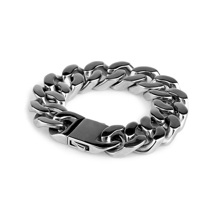 Best China jewelry factory offers a diverse selection of affordable cool metal feeling titanium bracelet cd scorpions la selection best of