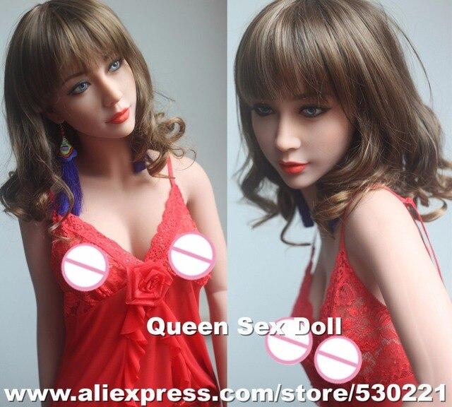 НОВЫЙ 163 см Высочайшее качество Загар кожи janpanse real doll, полный размер силиконовые секс куклы кукла любовь, устные влагалище pussy анальный секс куклы для взрослых