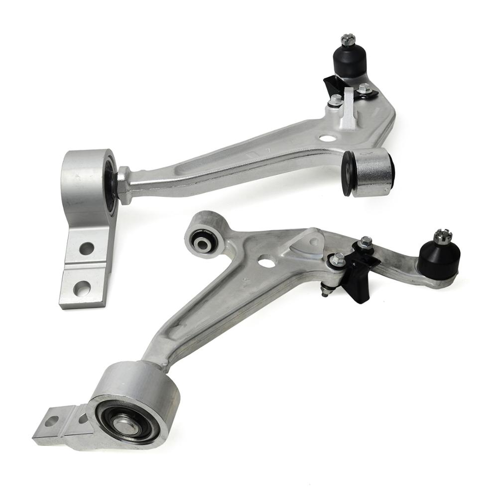 Pair:2 New Front Lower Control Arm w//Ball Joints for Infiniti I30 Nissan Maxima