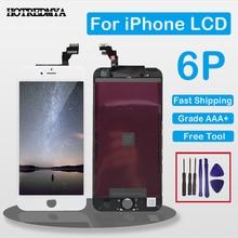 цены на AAA Quality LCD Display Digitizer For iPhone 6 Plus LCD Touch Screen Full Assembly For iPhone 5 LCD No Dead Pixel+Tools  в интернет-магазинах