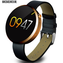Beseneur DM360 Smart Watch Heart Rate Monitor Pedometer Sports Watches For Android IOS Wearable Devices Smartwatch