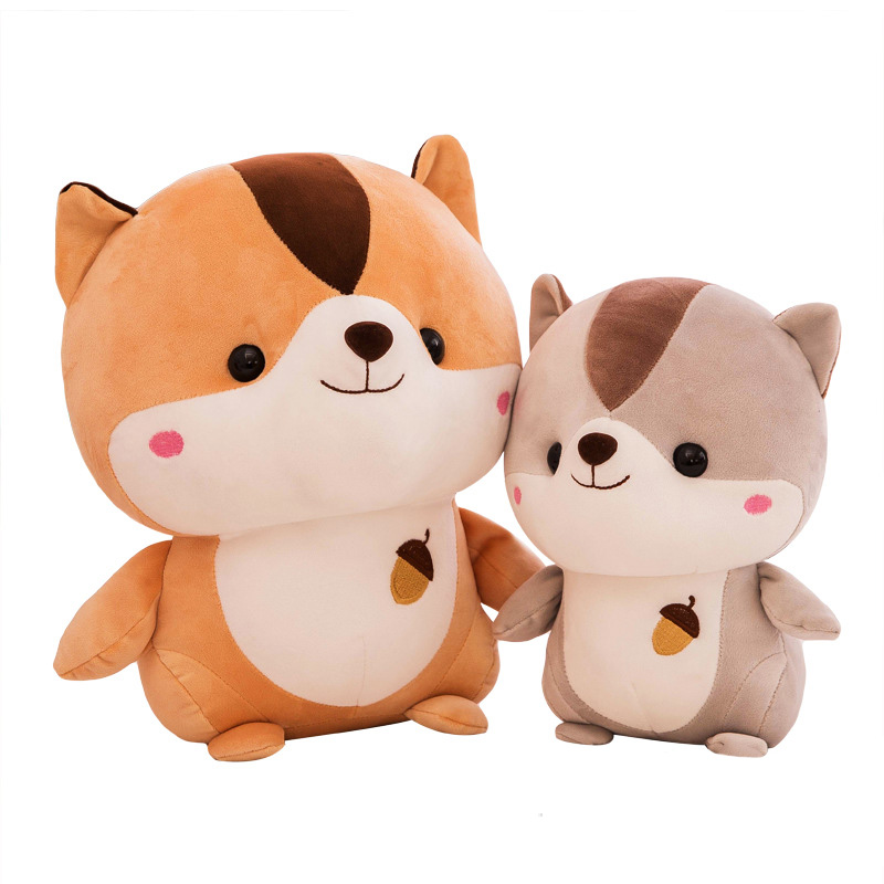 Creative Toy Stuffed Animal Plush Toy Colorful Christmas Gift Toy For Kids