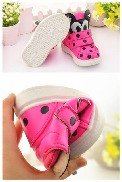 Baby Cartoon Boots
