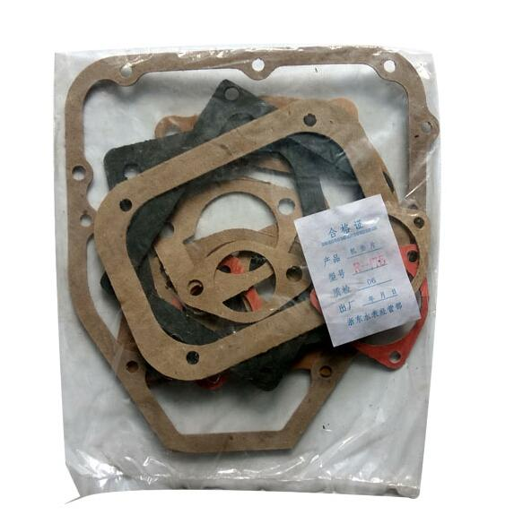 Free Shipping Diesel engine R175A R180A R175B R180B A full set of Gasket suit for Changchai