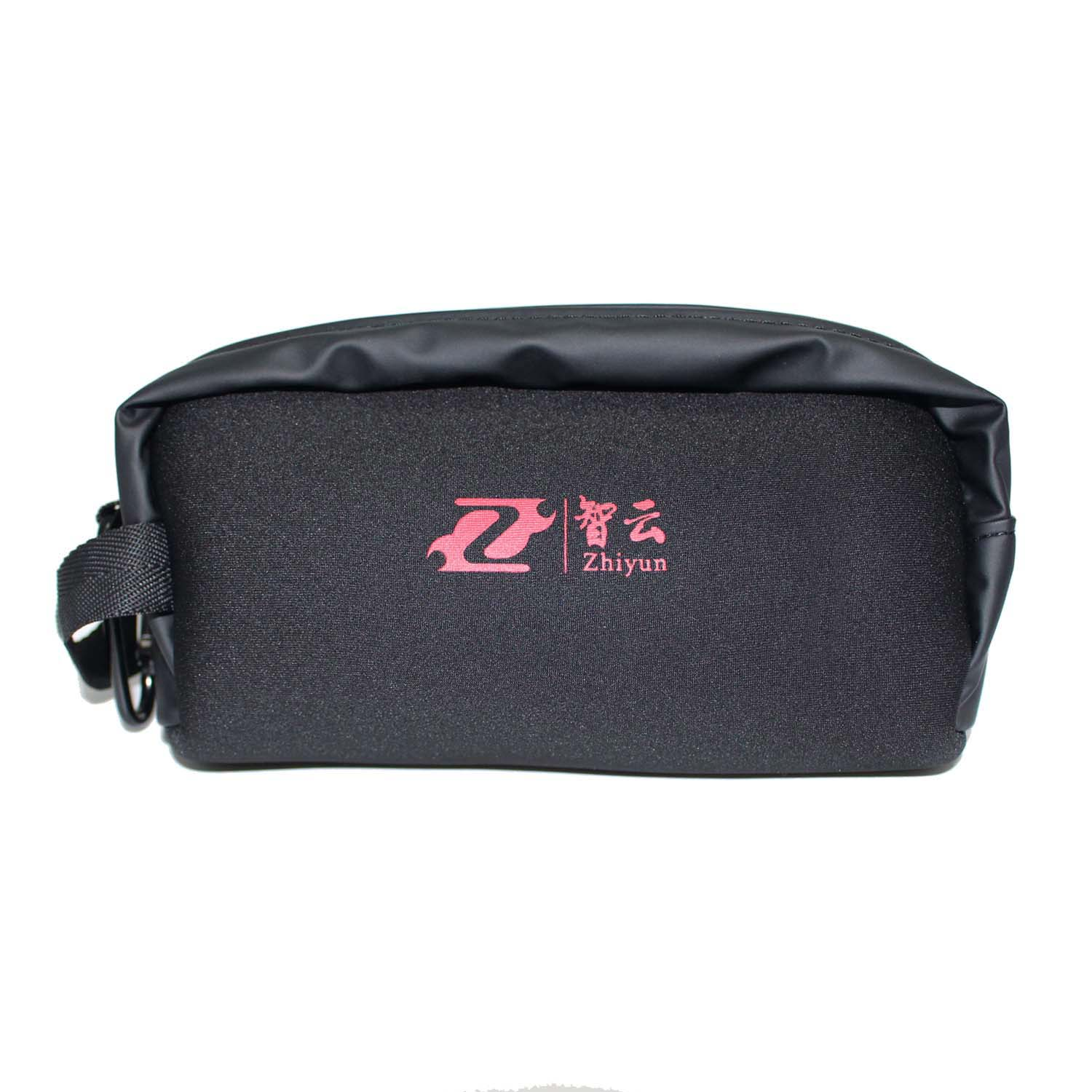 Black Pouch Bag Cover for DSLR Camera and Zhiyun Rider-M Feiyu WG Series