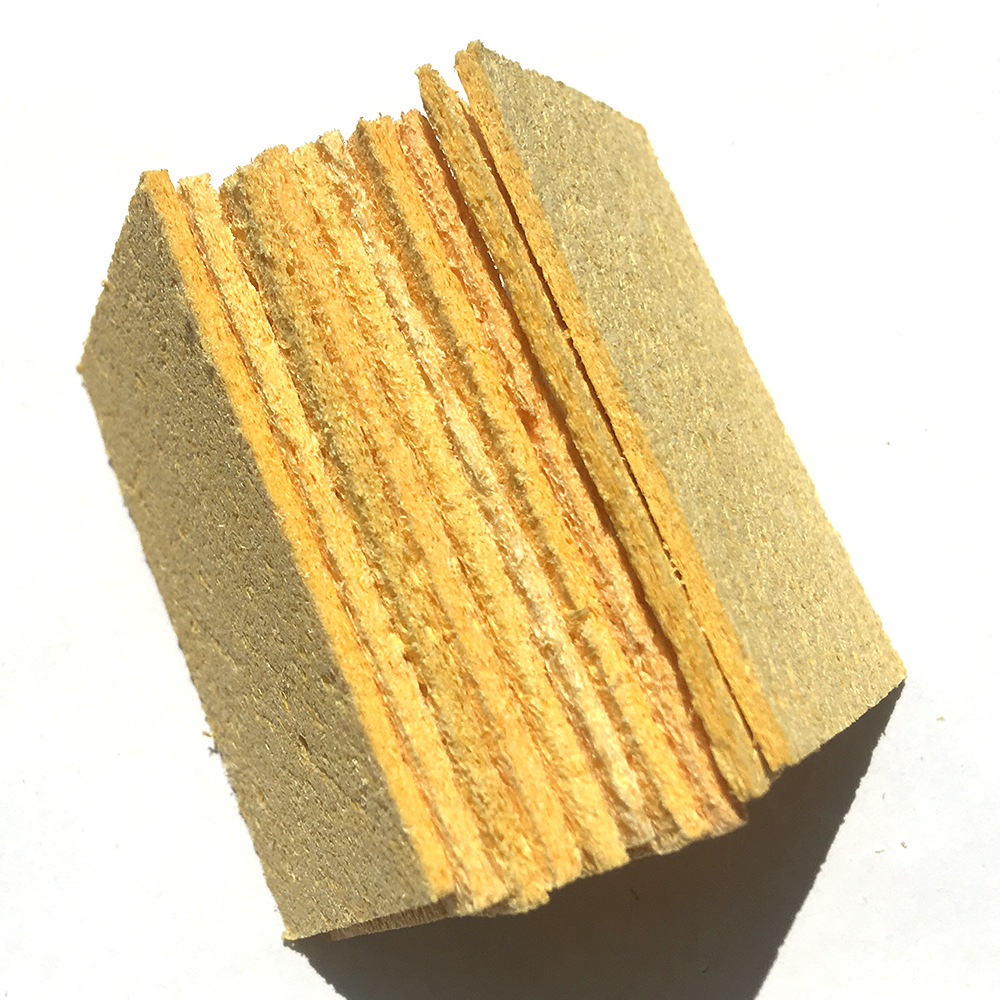 Yellow Cleaning Sponge Cleaner For Enduring Solder Welding Station Electric Soldering Iron Tips Clean Reapir Tools