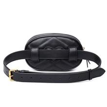 Поясная сумка cc женская обувь с заклепками талии поясная сумка сумки роскошные модный бренд gg нагрудный ремень сумки 2018 высокое качество По...(China)